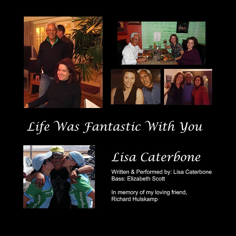 Cover Art: Life Was Fantastic With You