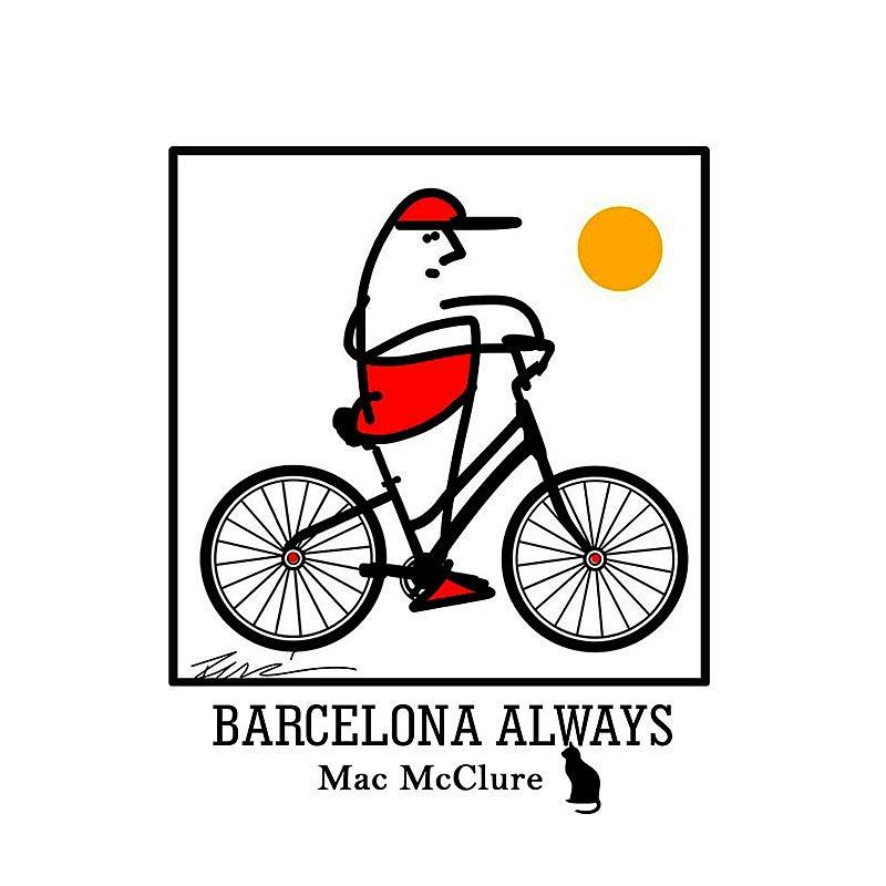 Cover Art: Barcelona Always