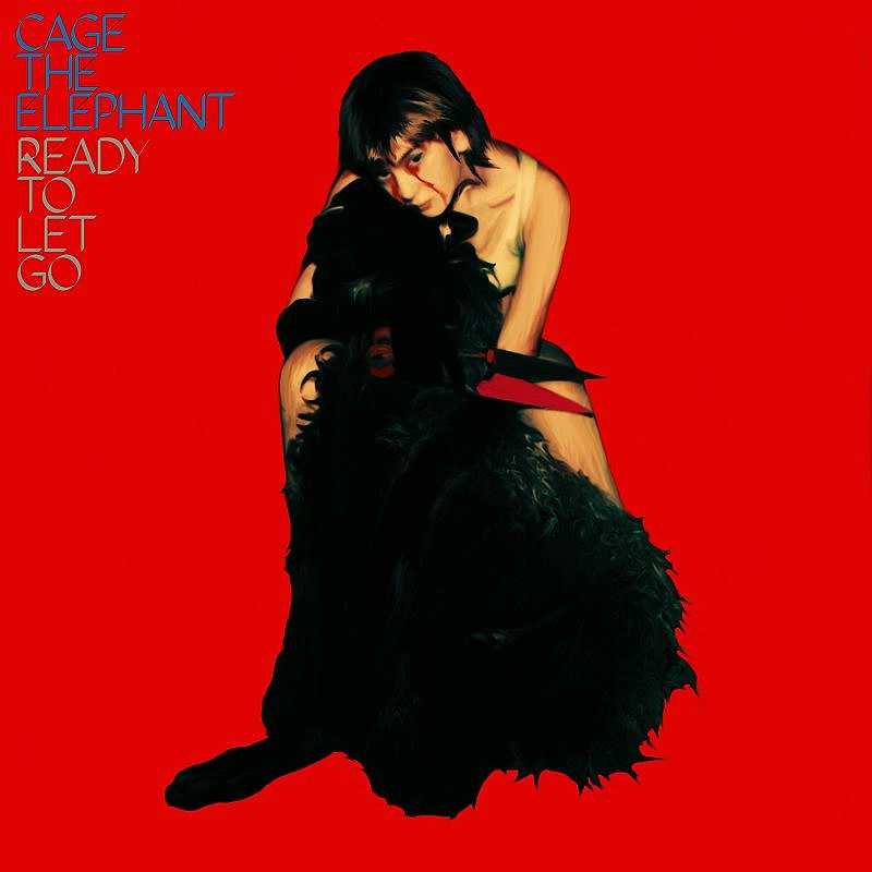 Cover Art: Ready To Let Go