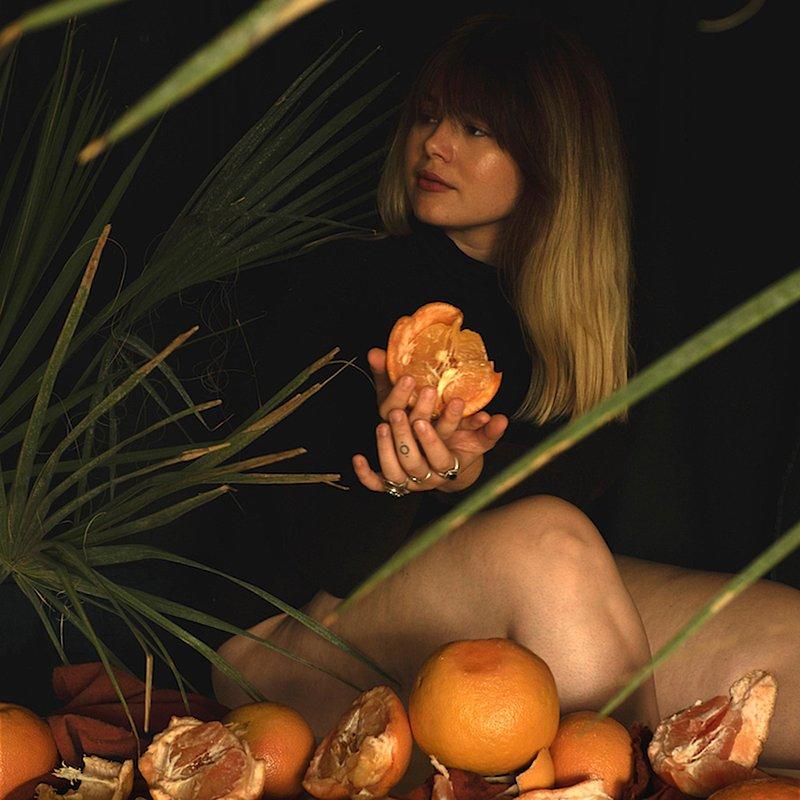 Cover Art: Sour Grapefruit