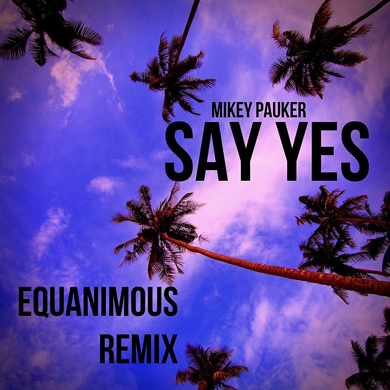 Cover Art: Say Yes
