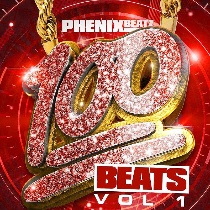 Cover Art: Phenix Beatz 100 Beats, Vol. 1