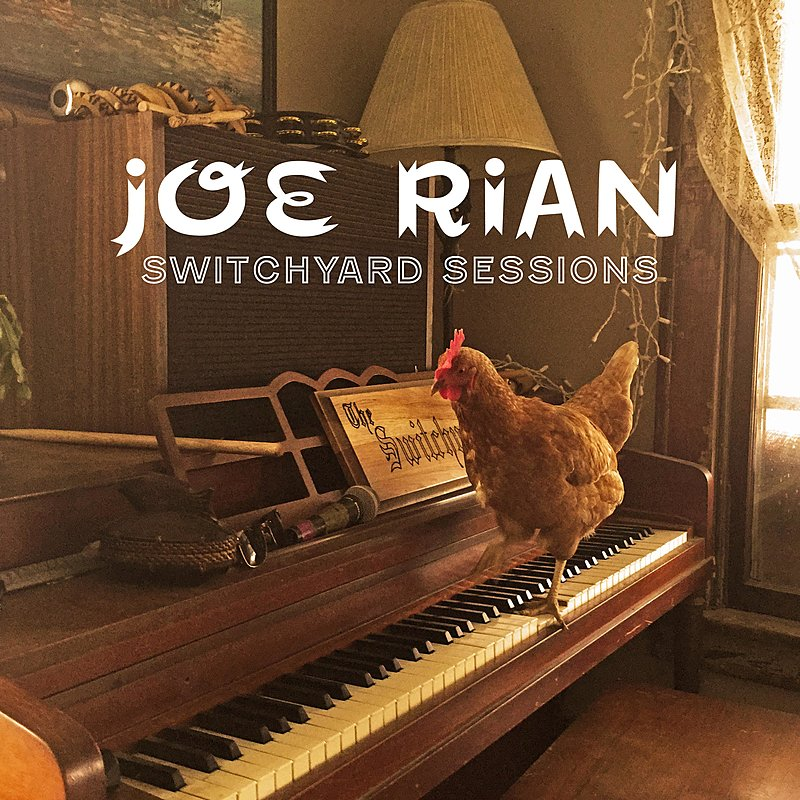 Cover Art: Switchyard Sessions