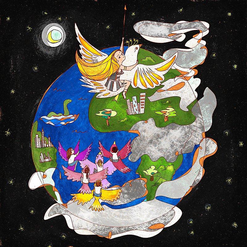 Cover Art: Fantasy World
