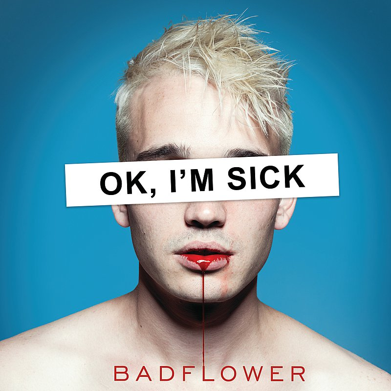 Cover Art: Ok, I'm Sick