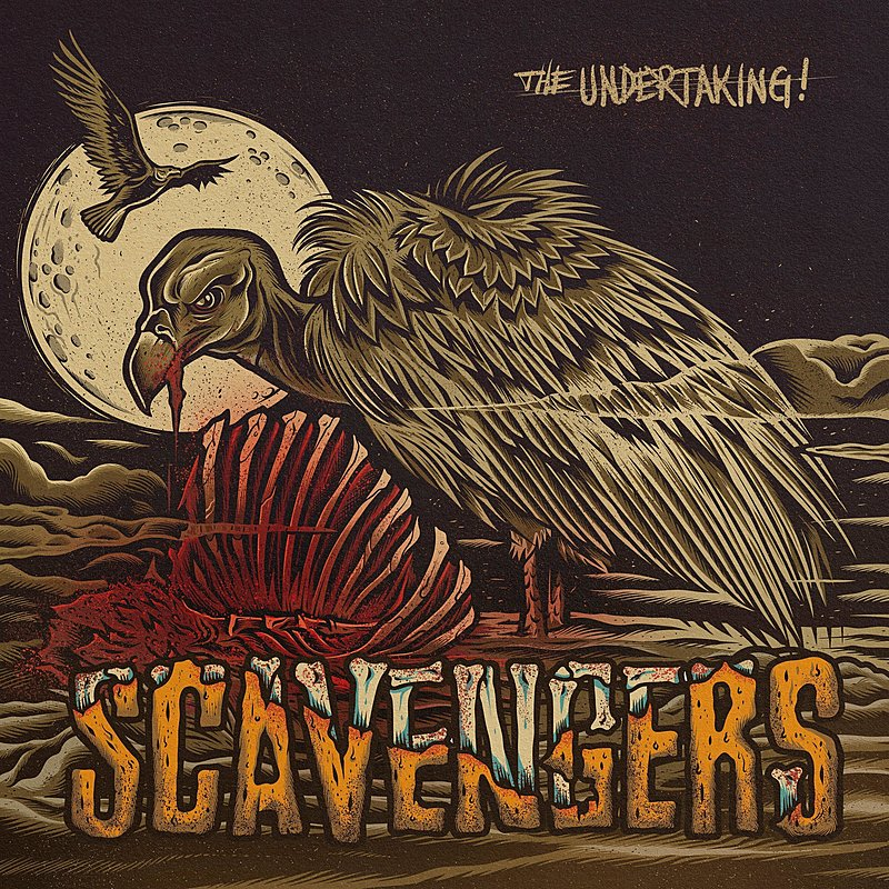 Cover Art: Scavengers