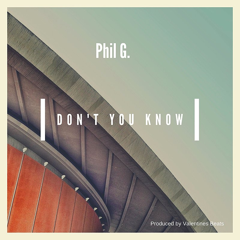 Cover Art: Don't You Know
