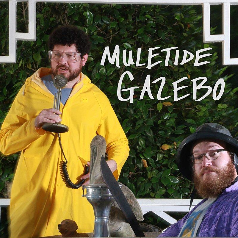 Cover Art: Gazebo