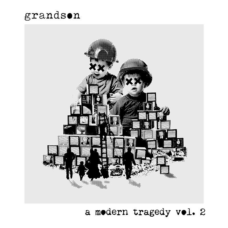 Cover Art: A Modern Tragedy Vol. 2