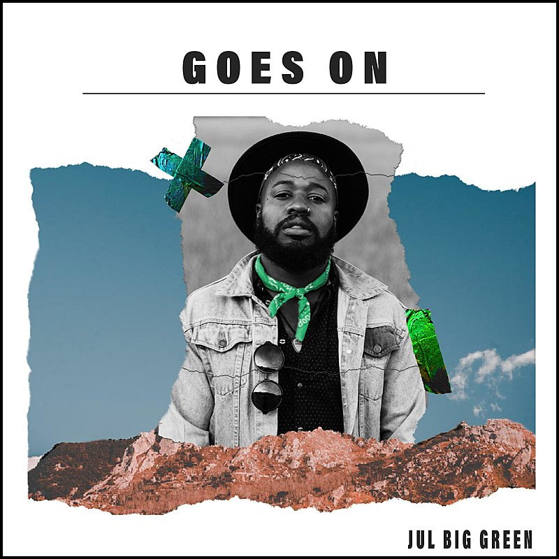 Cover Art: Goes On