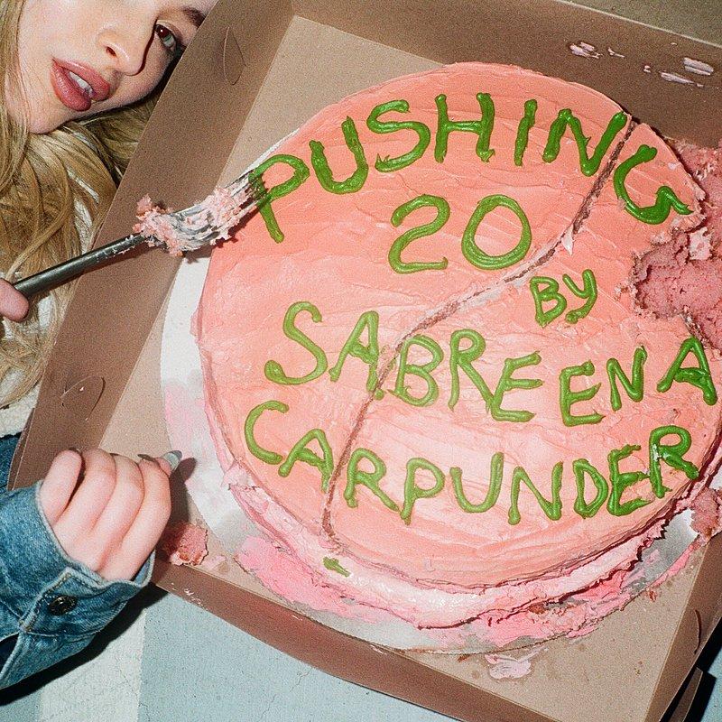 Cover Art: Pushing 20