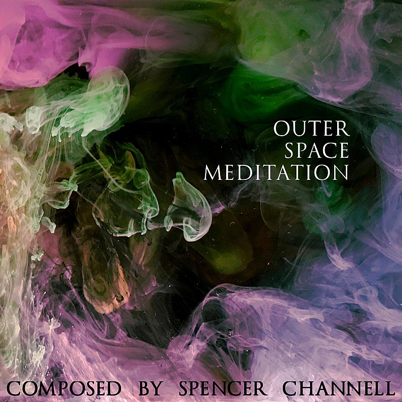 Cover Art: Outer Space Meditation (Original Soundtrack)
