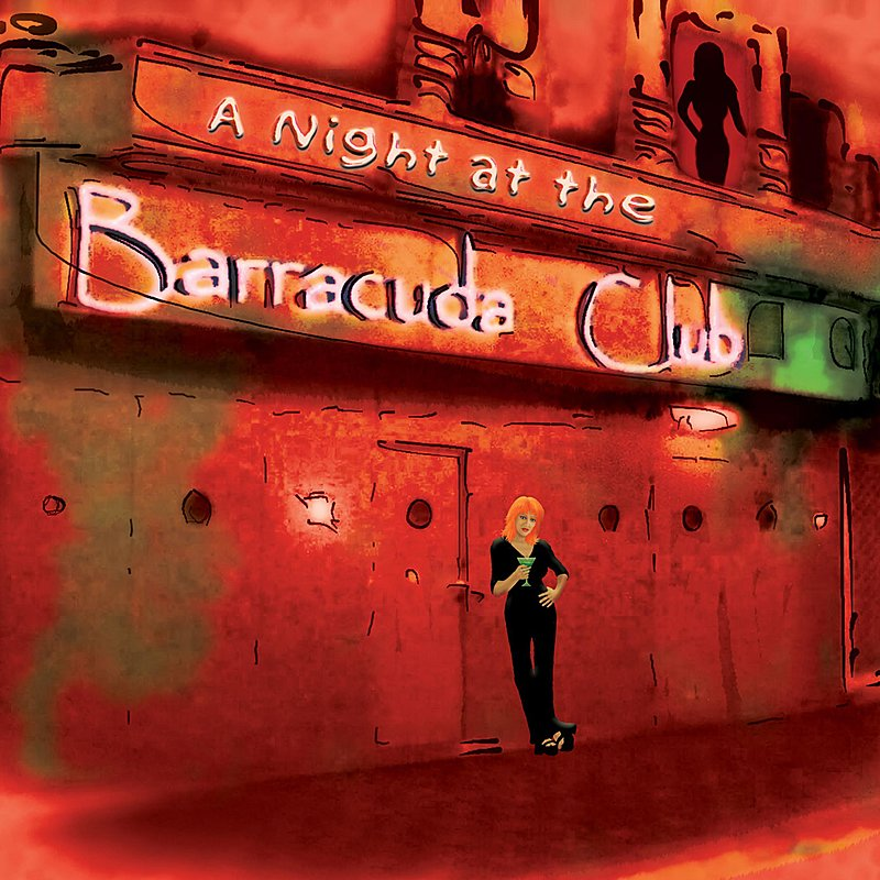 Cover Art: A Night At The Barracuda Club