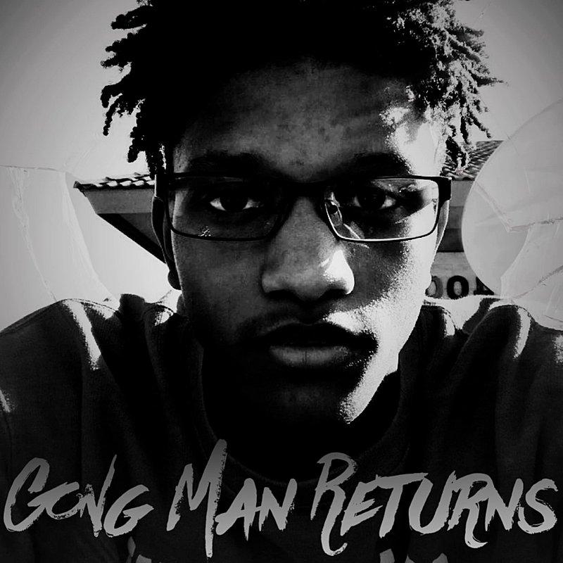 Cover Art: Gong Man Returns
