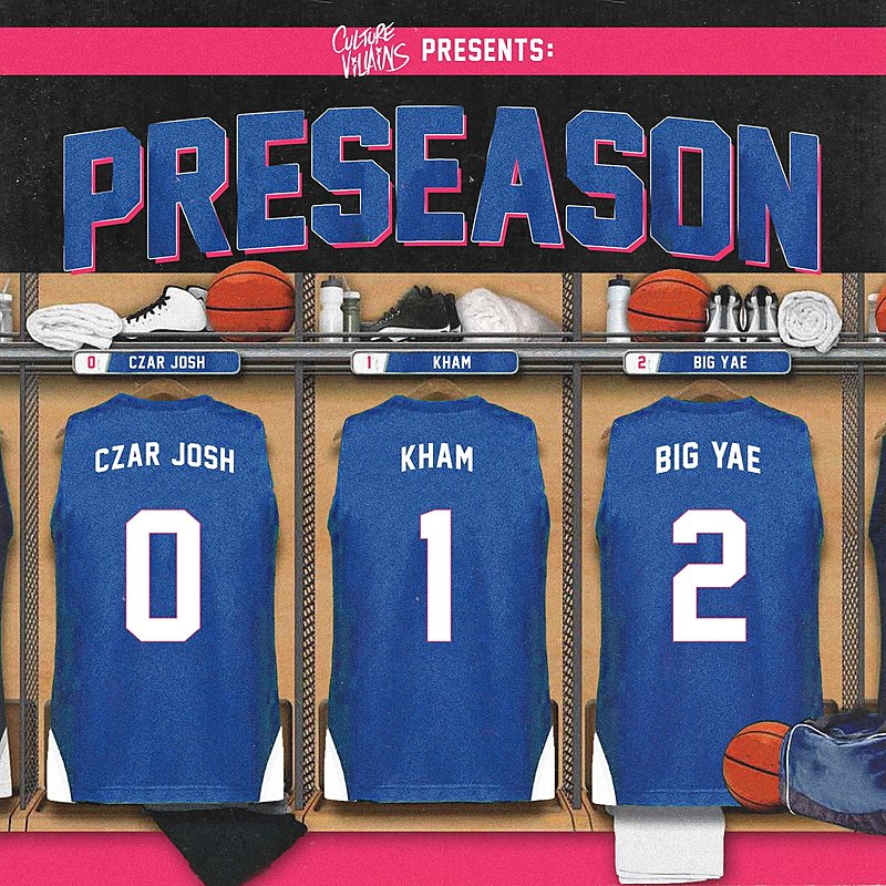 Cover Art: Preseason