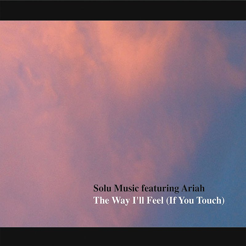 Cover Art: The Way I'll Feel (If You Touch)