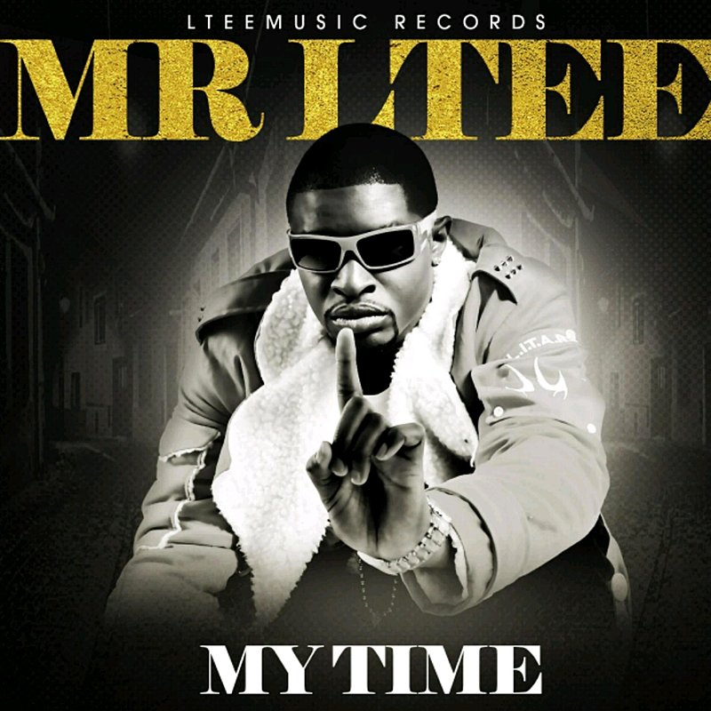 Cover Art: My Time