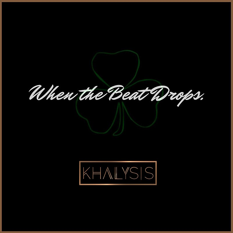 Cover Art: When The Beat Drops