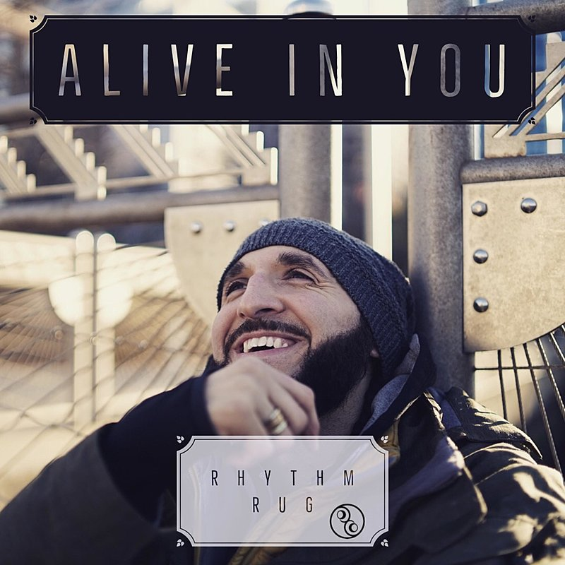 Cover Art: Alive In You