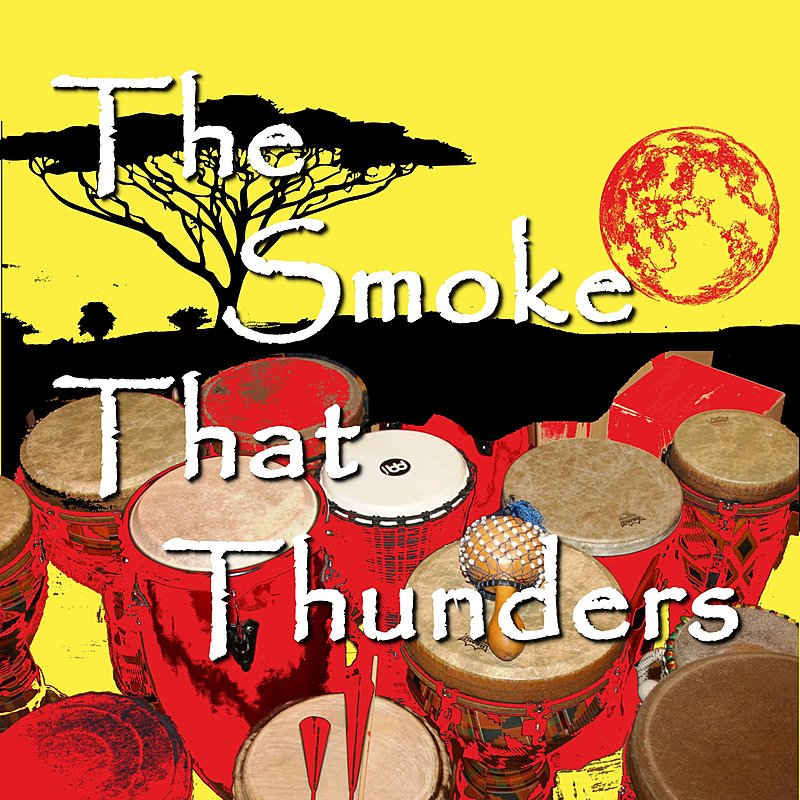 Cover Art: The Smoke That Thunders