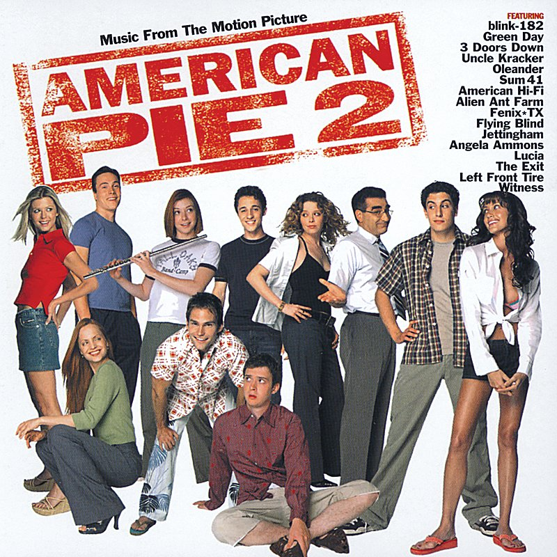 Cover Art: American Pie 2 (Music From The Motion Picture)