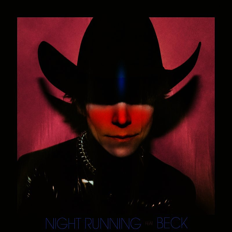 Cover Art: Night Running