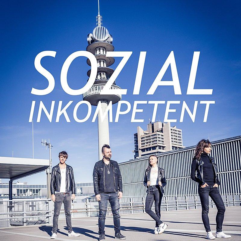 Cover Art: Sozial Inkompetent