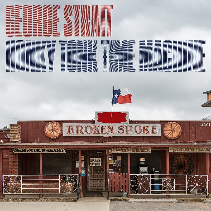 Cover Art: Honky Tonk Time Machine