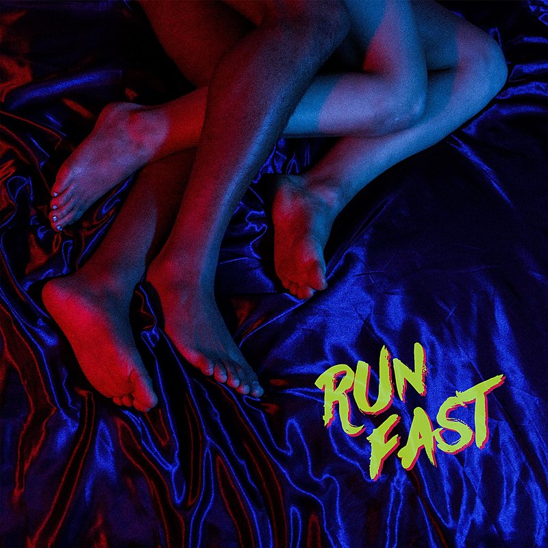 Cover Art: Run Fast