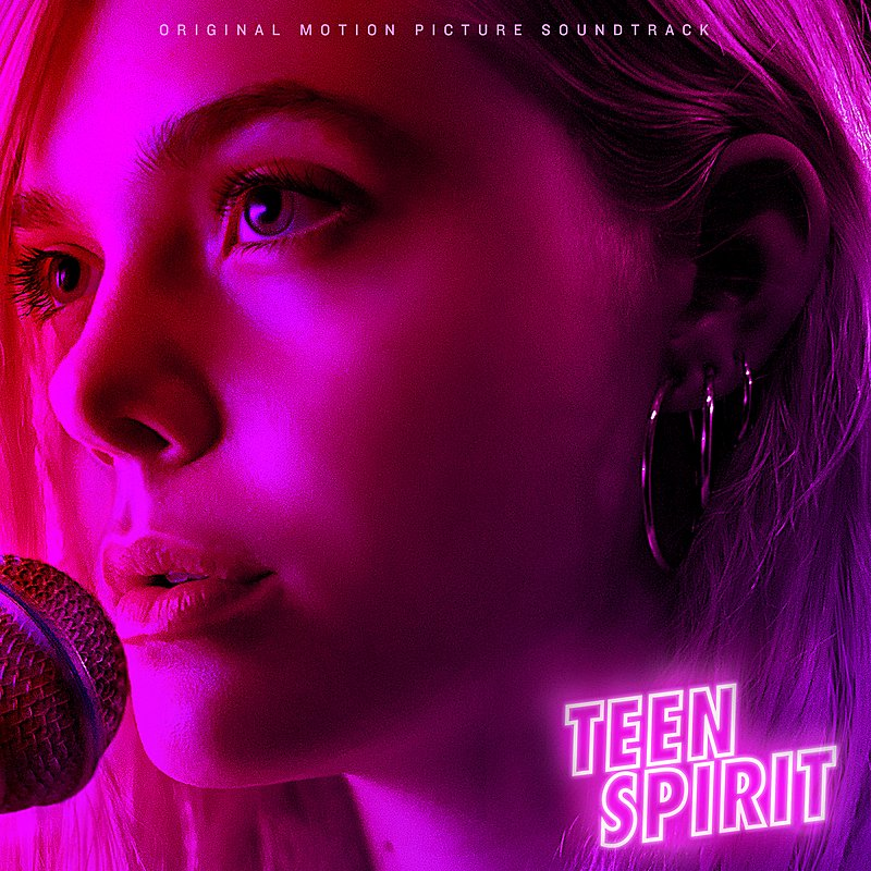 Cover Art: Teen Spirit (Original Motion Picture Soundtrack)