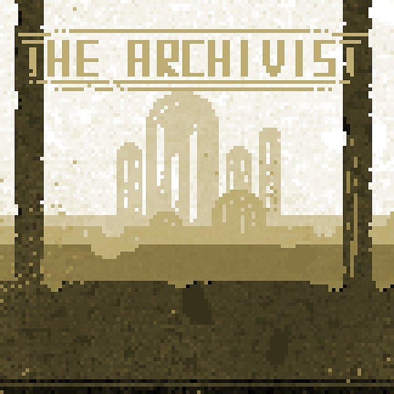 Cover Art: The Archivist