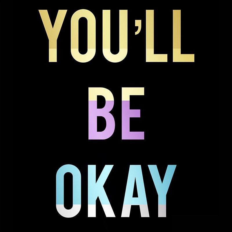 Cover Art: You'll Be Okay