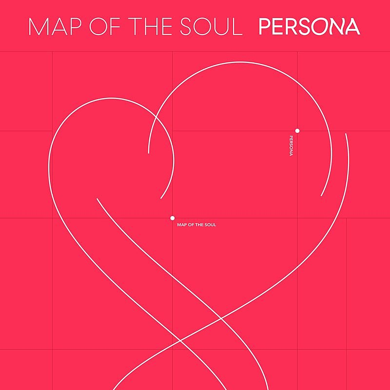 Cover Art: Map Of The Soul : Persona