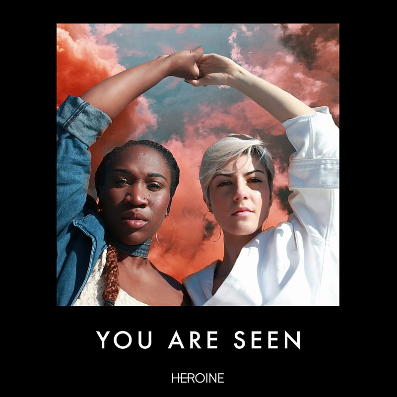 Cover Art: You Are Seen