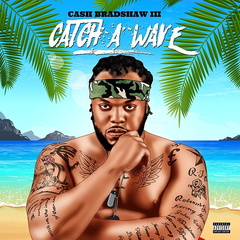 Cover Art: Catch A Wave