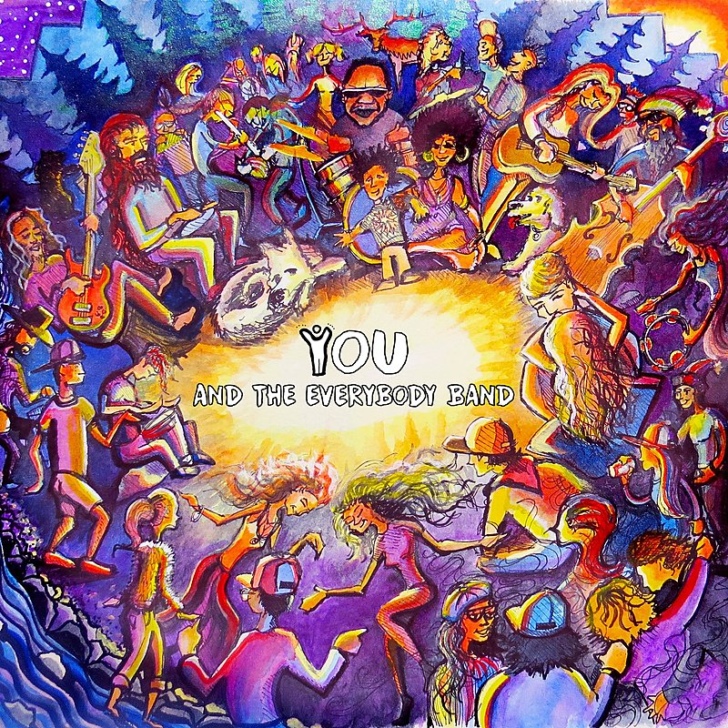 Cover Art: You And The Everybody Band