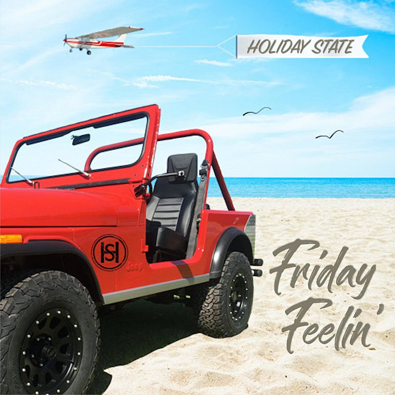 Cover Art: Friday Feelin'