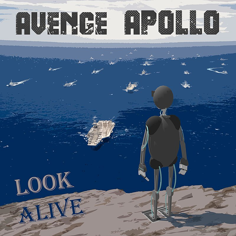 Cover Art: Look Alive