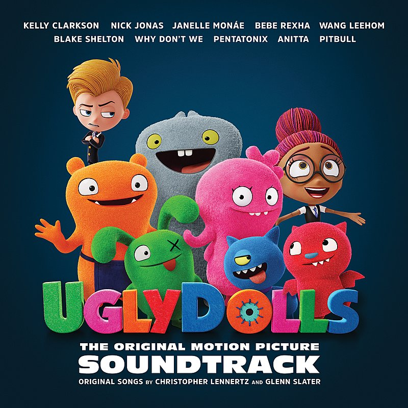 Cover Art: Uglydolls (Original Motion Picture Soundtrack)