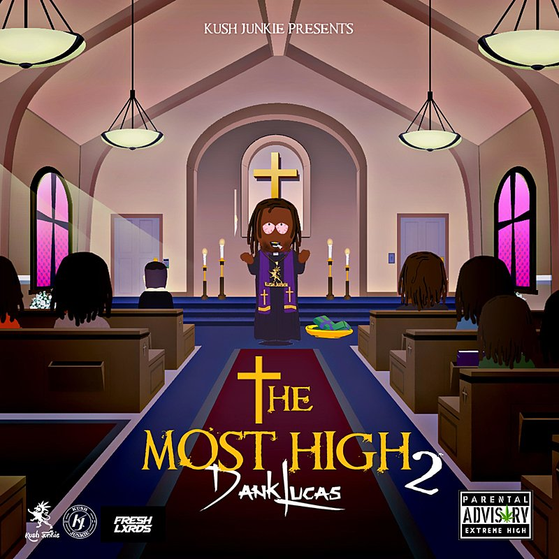 Cover Art: The Most High 2