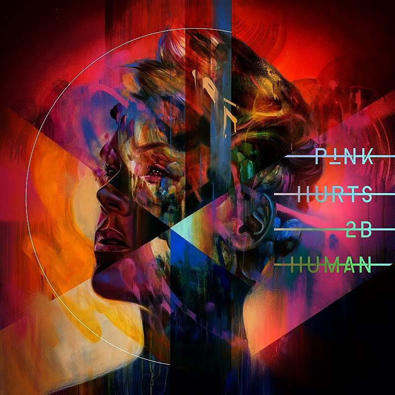 Cover Art: Hurts 2b Human