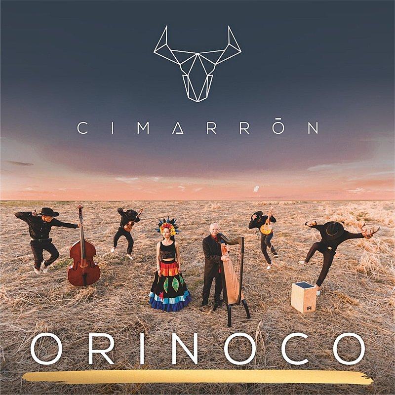 Cover Art: Orinoco