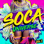 Cover Art: Soca Universe 2019, Vol. 1