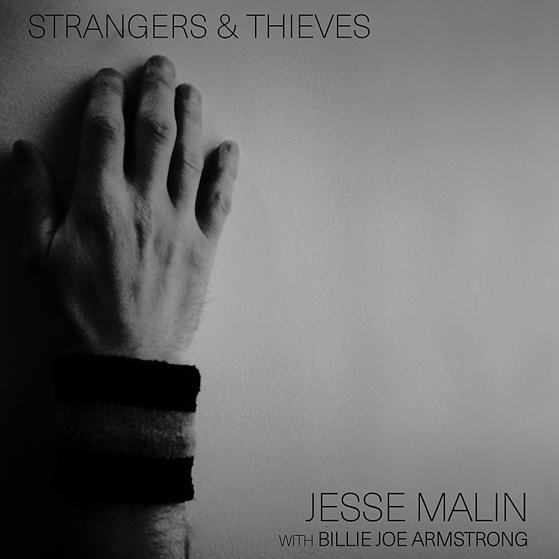 Cover Art: Strangers & Thieves