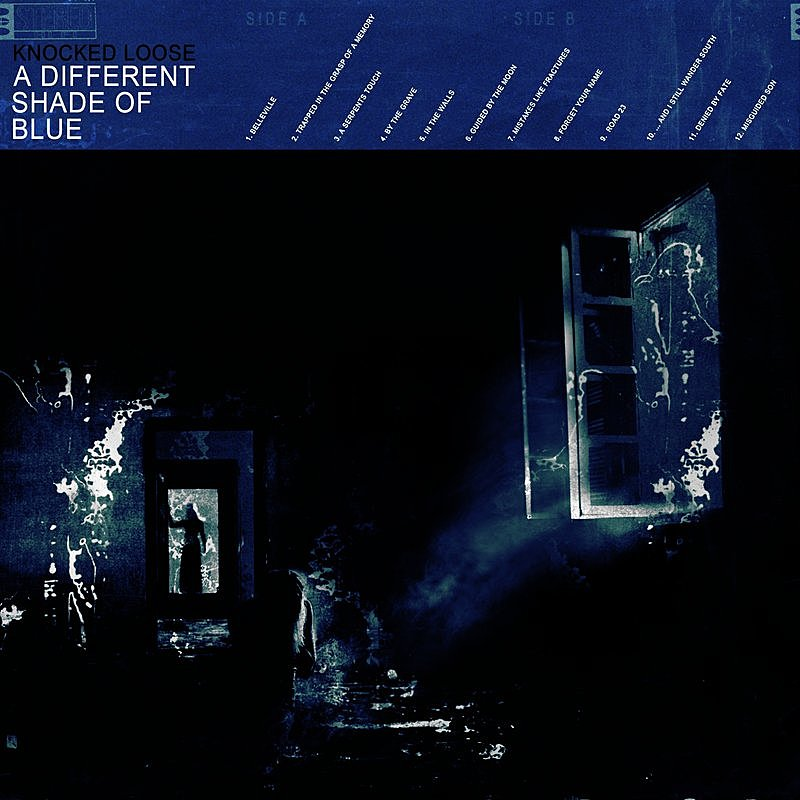 Cover Art: A Different Shade Of Blue