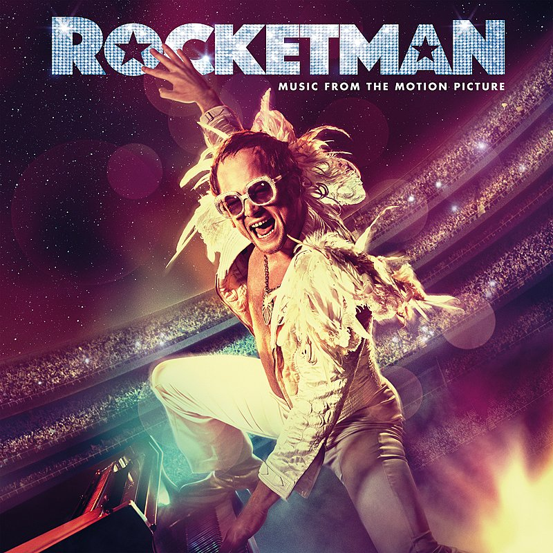 Cover Art: Rocketman (Music From The Motion Picture)