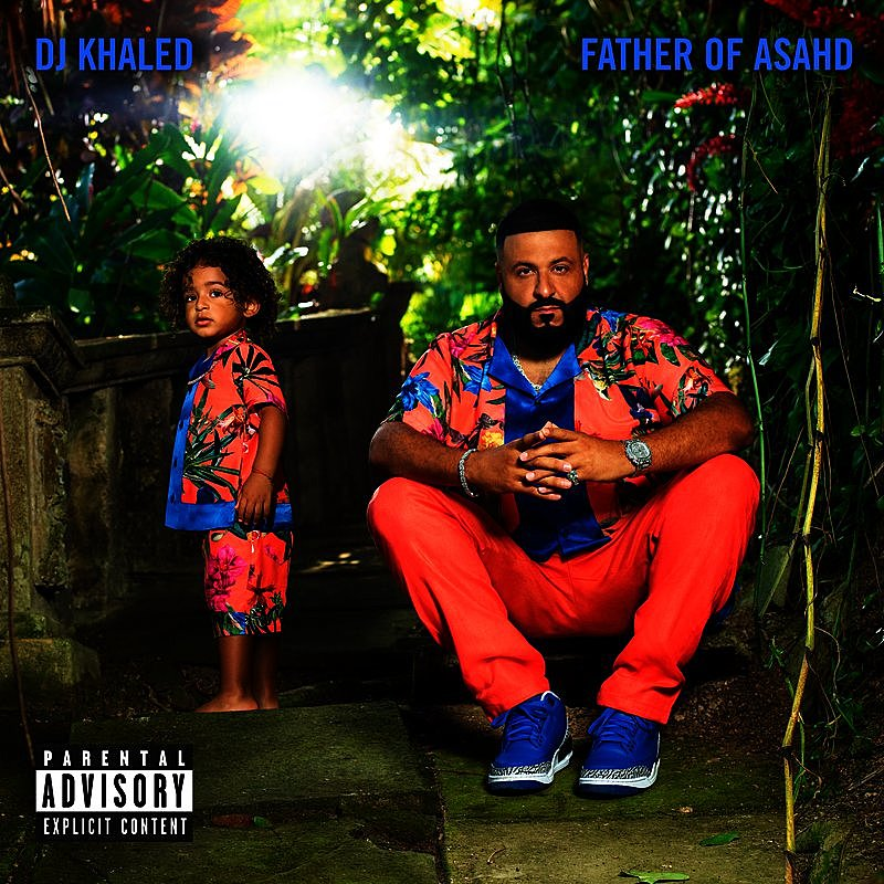 Cover Art: Father Of Asahd