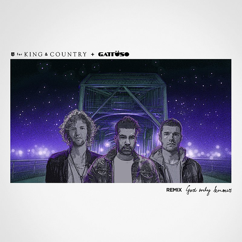 Cover Art: God Only Knows (Gattüso Remix)
