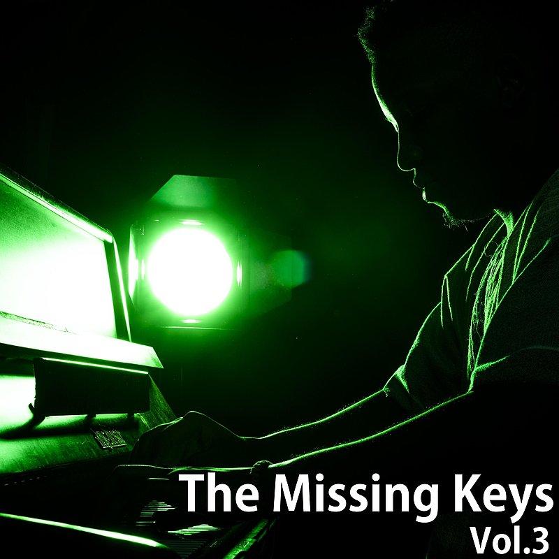 Cover Art: The Missing Keys, Vol. 3