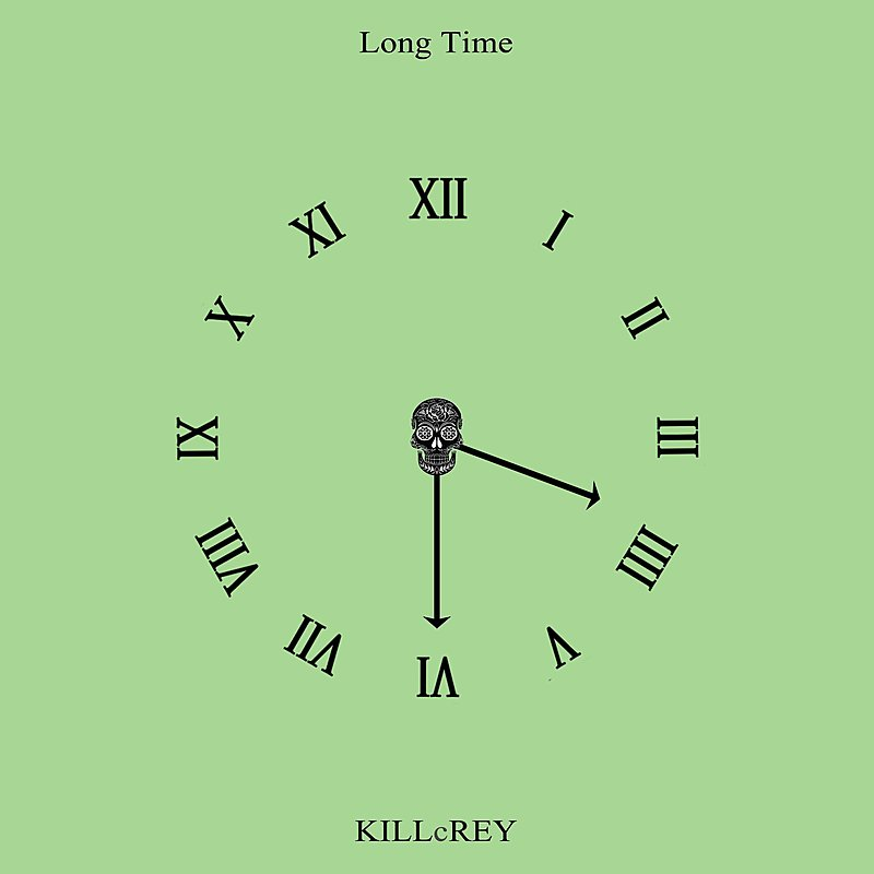 Cover Art: Long Time